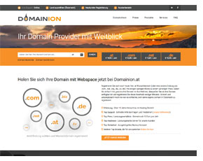 Domain-Check von Domainion